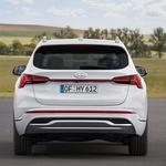 Prenova po vsega dveh letih - kaj prinaša (skoraj) novi Hyundai Santa-Fe? (foto: Hyundai)