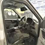 V notranjosti je mogoče takoj prepoznati sorodnost z Volvovimi modeli, kar je za dostavnik seveda lahko le dobro. (foto: Korošak)