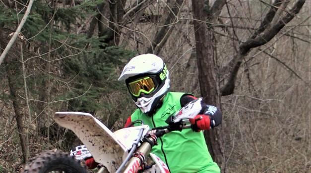 Prosto plezanje tudi na enduro motociklu (Moto test: Beta 300 RR Racing) (foto: Kavčič)
