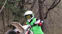 Prosto plezanje tudi na enduro motociklu (Moto test: Beta 300 RR Racing)