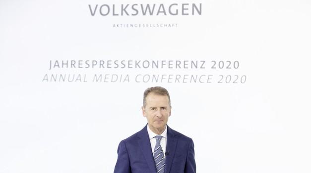 Volkswagen skoraj čez noč odstranil generalnega direktorja. Kje je razlog? (foto: Volkswagen)