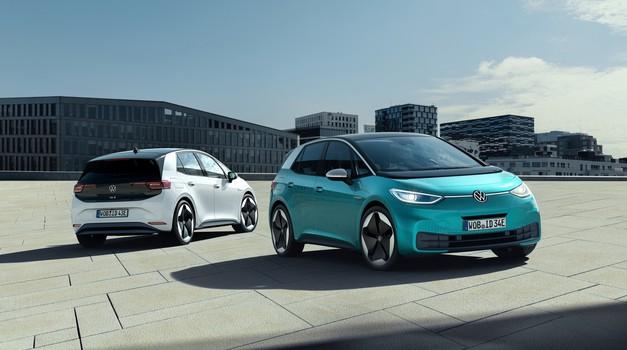Znan je datum prihoda prvih Volkswagov ID.3 (foto: Volkswagen)