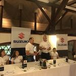 Suzuki Slovenija nadaljuje sodelovanje z domačimi športniki (foto: Tomaž Porekar)