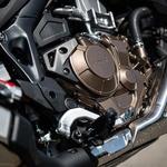 Nov motor je močnejši, lažji in z odlično delujočimi elektronskimi sistemi. (foto: Uroš Modlic)