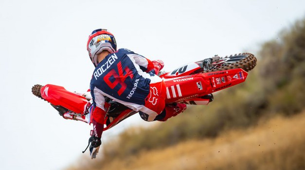 Monster Energy Supercross: povratek Roczna (video) (foto: Honda)