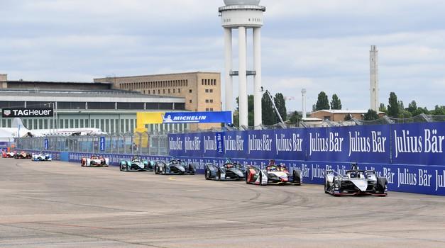 (Uradno) Formula E pripravljena na vroči finale (foto: FIA)