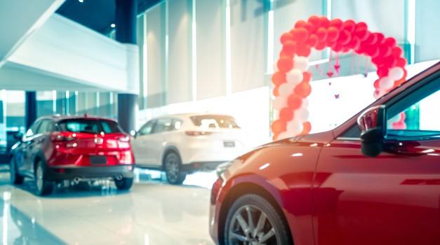 V EU se je prodaja novih vozil maja prepolovila (foto: Profimedia)