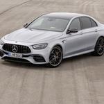 Mercedes razred E dobiva (naj)večjo konjušnico (foto: Daimler)