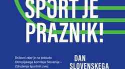Slovenija dobila nov državni praznik – Dan slovenskega športa!