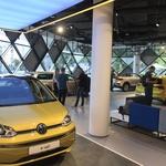 V Aleji po novem domuje tudi električna mobilnost (foto: Tomaž Porekar,)