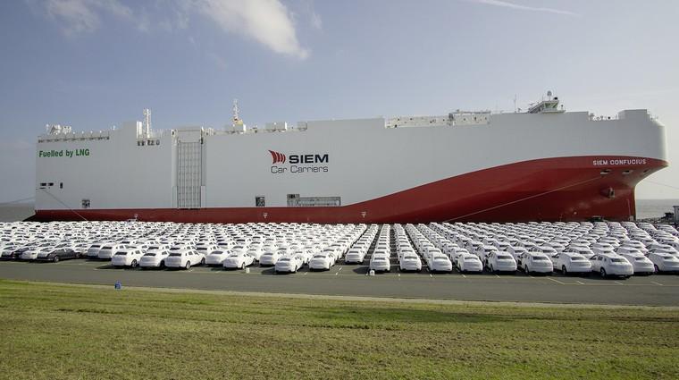 Okolju prijazen ladijski transport? Volkswagen je pripravil revolucijo (foto: Volkswagen)