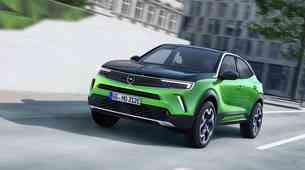 (Svetovna premiera) Opel Mokka prinaša povsem svež veter