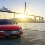Volkswagen Arteon - klasična medgeneracijska prenova je šla tokrat nekoliko dlje (svetovna premiera) (foto: Volkswagen)