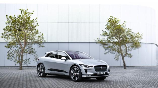 Gorivne celice vse bolj zanimiva alternativa baterijskim električnim avtomobilom (foto: Jaguar-Land Rover)