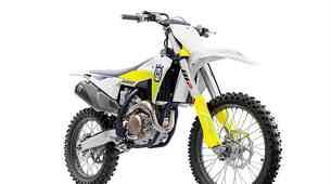 Husqvarna predstavila linijo motokros modelov z letnico 2021