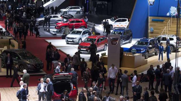 Naslednji ženevski avtomobilski salon zaradi pandemije šele leta 2022 (foto: Xinhua/STA)