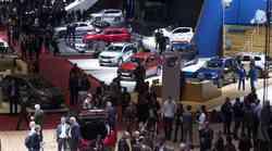 Naslednji ženevski avtomobilski salon zaradi pandemije šele leta 2022
