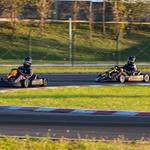 Karting v Sloveniji - Vstop v čarobni svet avtomobilskega dirkanja (foto: David Polner)