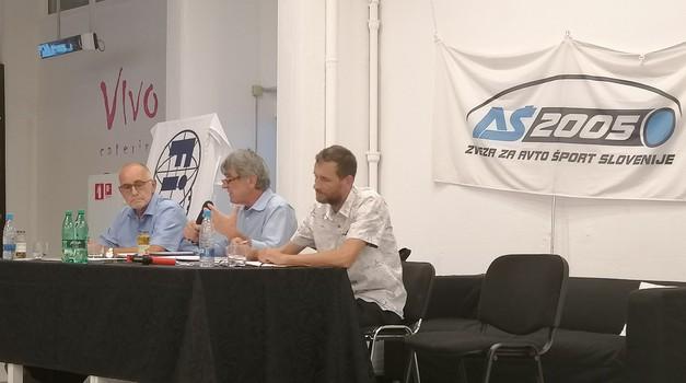 Volilna skupščina Zveze za avtošport AŠ2005: Anderlič odhaja – Raspet prihaja (foto: Katja Ješe)