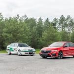 Octavia naposled pripravljena tudi za bolj dinamične voznike (foto: Škoda)