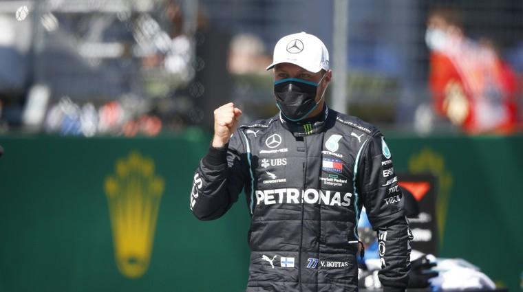 F1, Velika nagrada Avstrije - Bottas zmagal, Norris na stopničke, Hamilton dvakrat kaznovan (foto: Daimler)