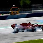 F1, Velika nagrada Avstrije - Bottas zmagal, Norris na stopničke, Hamilton dvakrat kaznovan (foto: Profimedia)