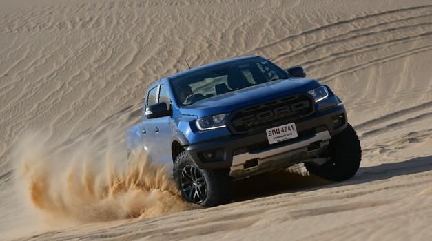 Bo Ford v novi generaciji uslišal željo večine ljubiteljev Raptorja? (foto: Ford)