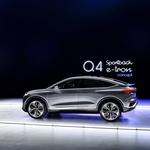 Vse o električnem novincu, ki bo na trg zavil šele prihodnje leto (svetovna premiera) (foto: Audi)