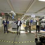 Aktualno Spremembe v avtomobilski industriji - Pandemija ali ekonomija (foto: Roland.Niepaul@Volkswagen.De)
