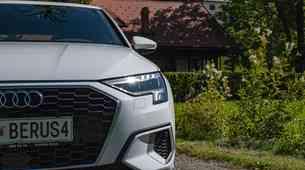 Novi Audi, ki je narejen po meri voznikov (novo v Sloveniji)