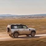 Legenda, pripravljena na nove avanture (foto: Land Rover)