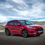 Evolucija koncepta (novo v Sloveniji: Ford Kuga) (foto: Ford)