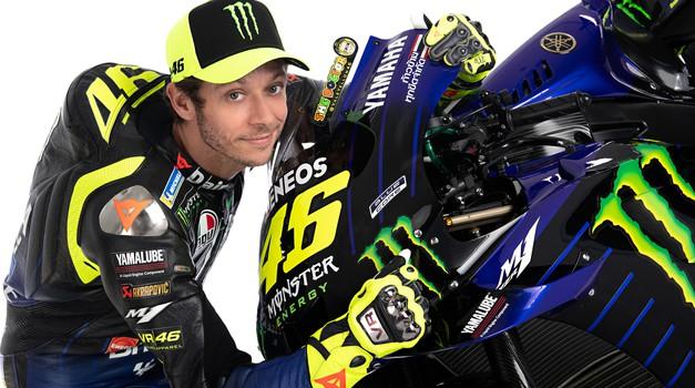 Rossi v MotoGP-ju še dve leti? (foto: Yamaha)