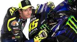 Rossi v MotoGP-ju še dve leti?