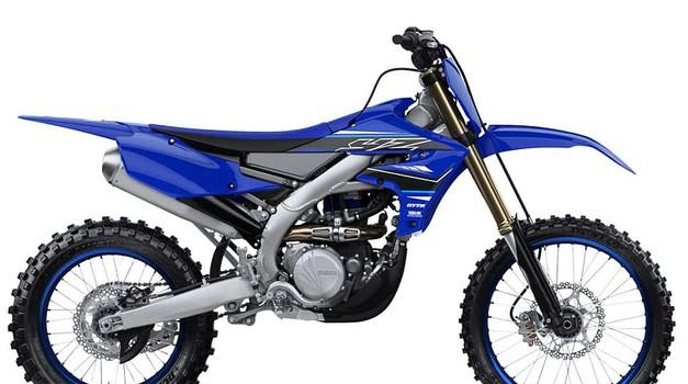 Yamaha predstavila linijo motokros modelov 2021 (foto: Yamaha)