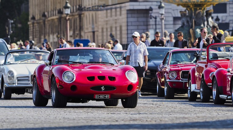Ferrari doživel hladen tuš na račun modela 250 GTO (foto: Profimedia)