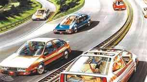 55 avtomobilskih inovacij, ki so kočije spremenile v moderne avtomobile - Kje je meja?