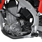 Hondin CRF450R v leto 2021 vstopa povsem prenovljen (foto: Honda)