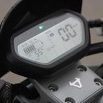 Digitalni merilniki podajo vse potrebne informacije, da ves čas veš, kako daleč se še lahko pelješ. (foto: Kavčič)