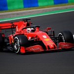 Formula 1, VN Madžarske - Ko Hamilton ne pozna usmiljenja (foto: Ferrari)