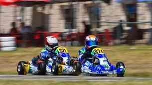 Karting - Mark Kastelic do novega odličnega rezultata