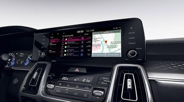 S pomočjo umetne inetligence do lažjega spoznavanja z avtomobilom (foto: Kia)