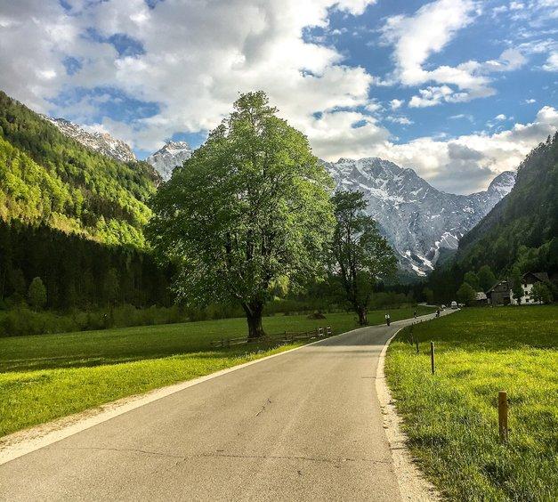 Ideja za popoln roadtrip po Sloveniji (od morja do hribov) (foto: Unsplash)