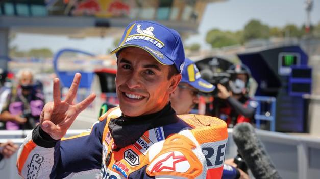 Moto GP: Marc Marquez je pripravljen! (foto: Honda)