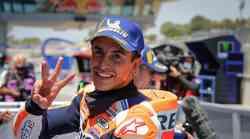Moto GP: Marc Marquez je pripravljen!