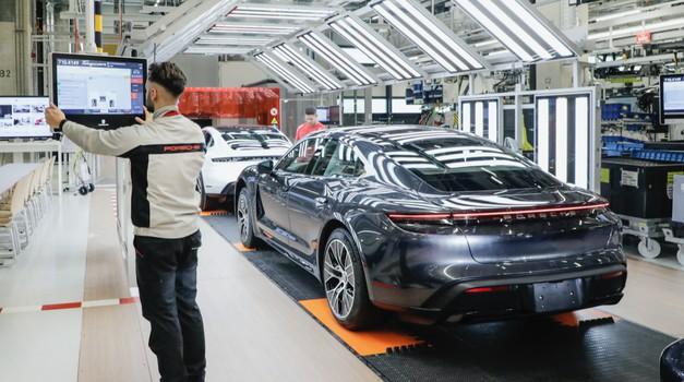 Tako se rodi nov avtomobil (foto: Porsche)