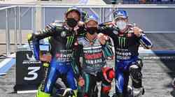 MotoGP, VN Andaluzije - Vročina, da te kap