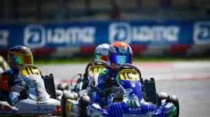 Karting - nov zgodovinski uspeh Marka Kastelica!