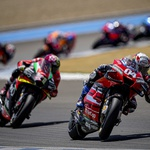 MotoGP, VN Andaluzije - Vročina, da te kap (foto: Michelin, Dorna)