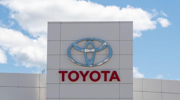 Toyota močno občuti posledice pandemije (foto: Profimedia)